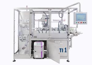 Machine Horizontale FFS pour le conditionnement des sachets