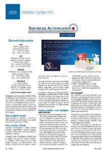 NONWOVENS MAG – le magazine entièrement dédié à l'industrie de la lingette imprégnée aux États-Unis = - Dernière édition de mai 2020